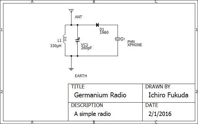 germanium-radio-sche